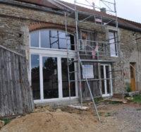 Renovation D Une Grange En Baie Vitree Quel Budget Prevoir